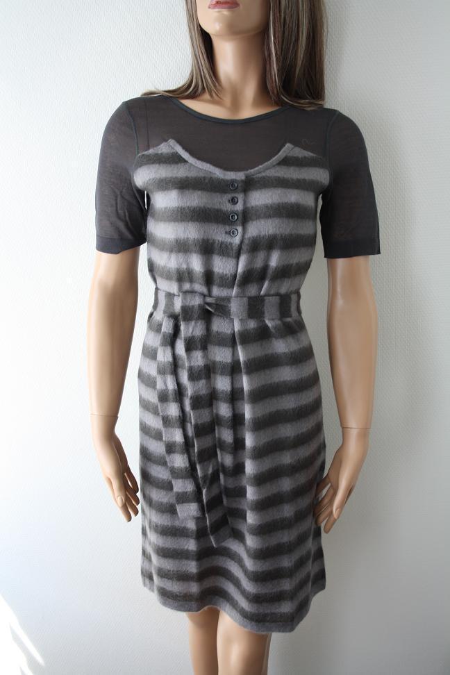 Marc Cain Collection Dress Mohair N1N5 34,42