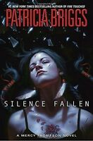 Silence Fallen (a Mercy Thompson Novel) Hardcover By Patricia Briggs on sale