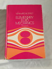 Elementary Fluid Mechanics Vennard Street Fifth Edition 1975 John Wiley & Sons