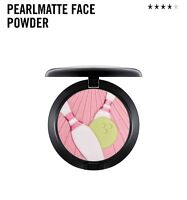 Mac Cosmetics Pearlmatte Face Powder/multi Useit's A Strikelimited Editionnew