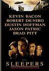 Sleepers DVD 1996 Kevin Bacon Brad Pitt