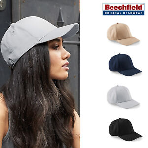 Details about Beechfield Urban 6-panel Cap - Stylish Summer Baseball hat  for Men and Women 7765d6bf1c1