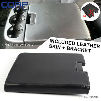 Incredible For 07 13 Chevy Cadillac Gmc Pickup Truck Suv Front Seat Center Console Black Ebay Pdpeps Interior Chair Design Pdpepsorg