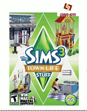 The Sims 3 Town Life Stuff Origin Key Pc Download Code Global [Blitzversand]