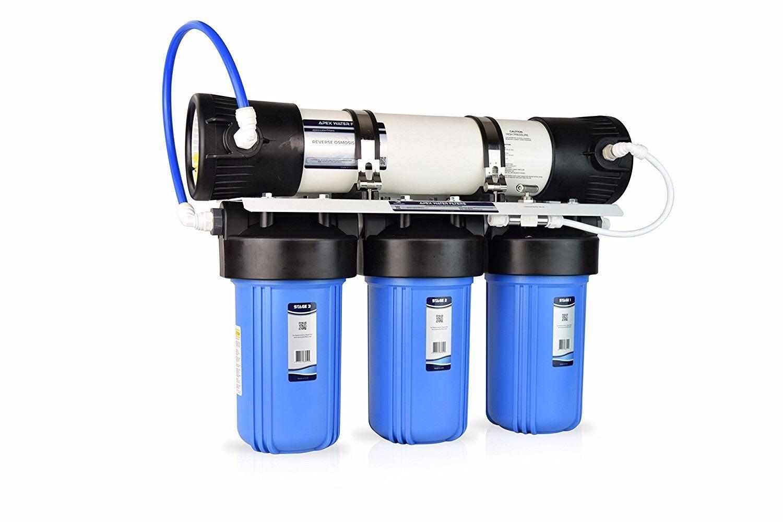 APEX SCULE - 1000 utilitaires légers Osmose Inverse Boire Filtre à Eau