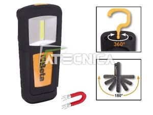 BETA-TOOLS-1838COB-1838-TORCIA-LED-PILA-LAMPADA-RICARICABILE-AL-LITIO-LITHIO