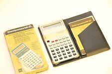 Vintage Slim Scientific Calculator ELEKTRONIKA MK51 Soviet Russian USSR 1990