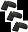 3 Pack Brown 3-D Flag Hinges Ideal 10mm-21mm variable stack height Repair Hinge