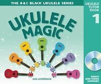 Ukelele Magic Ukelele Tutor libro 1 + CD alumnos Ed