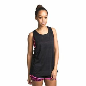 Trespass-Kaylee-Womens-Loose-Fit-Exercise-Top-Active-Sports-Cotton-Blend-Vest