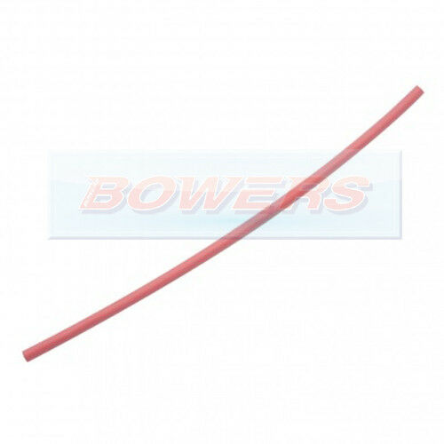 Calor Shrink Mangas Tubería Rojo poliolefina 3.2 mm 5 M metro de longitud Envoltura Tubo