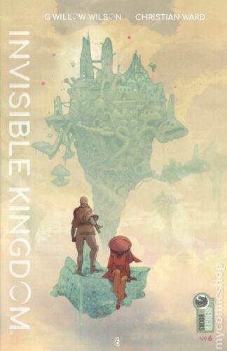 Invisible Kingdom #6 NM 2019 Stock Image