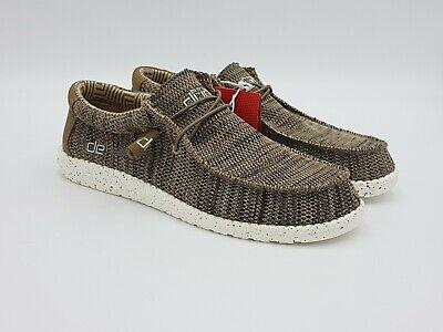huge discount 67b6a c0745 Summer shoes Man Hey Dude Wally Sox Blue Orange Boat Sailing Sea Sailing  2019 | eBay