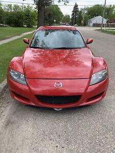 2008 Mazda Rx8 for sale