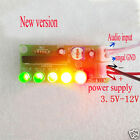 KA2284 Audio / Sound Level Indicator 5 LED Power level Indicating Module Diy Kit
