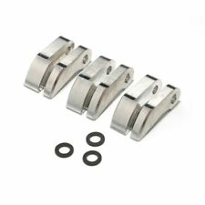 Aluminum Clutch Shoes Mugen MBX8T 4WD 1//8: Flywheel Springs Taper Cone