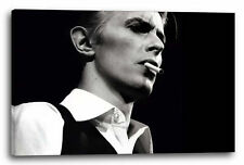 David Bowie Leinwanddruck Alladin Sane Klassische Albumhülle 40 x 40 x 2.5 cm