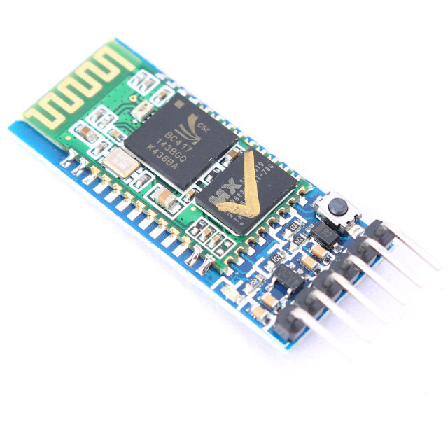 (USA) HC-05  Wireless Bluetooth Transceiver Module RS232/TTL to UART converter