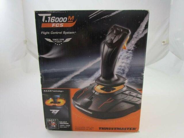 ✅ Brand New Thrustmaster T16000M FCS Joystick Flight Simulator Controller ✅