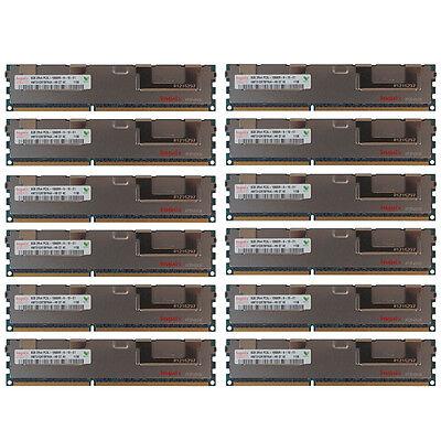 32GB Kit 4x 8GB HP Proliant SL335S SL390S BL685C G7 DL1000 Memory Ram