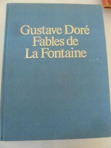 Gustave Doré - Fables De La Fontaine - 1980   Illustrations 320