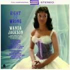 Right Or Wrong+4 Bonus Tracks (Ltd.Edt 180g von Wanda Jackson (2015)