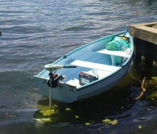 printed plans /& Instructions DIY Plans for WINCHELSEA 8 Row//Motor//Sail Dinghy