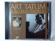 ART TATUM The solo masterpieces vol. 4 cd GEORGE GERSHWIN