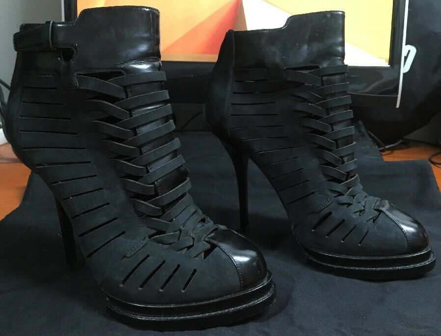 Man's/Woman's ALEXANDER WANG FREJA BOOTS/HEEL SIZE 37.5 Ideal gift for all occasions King of quantity Official website