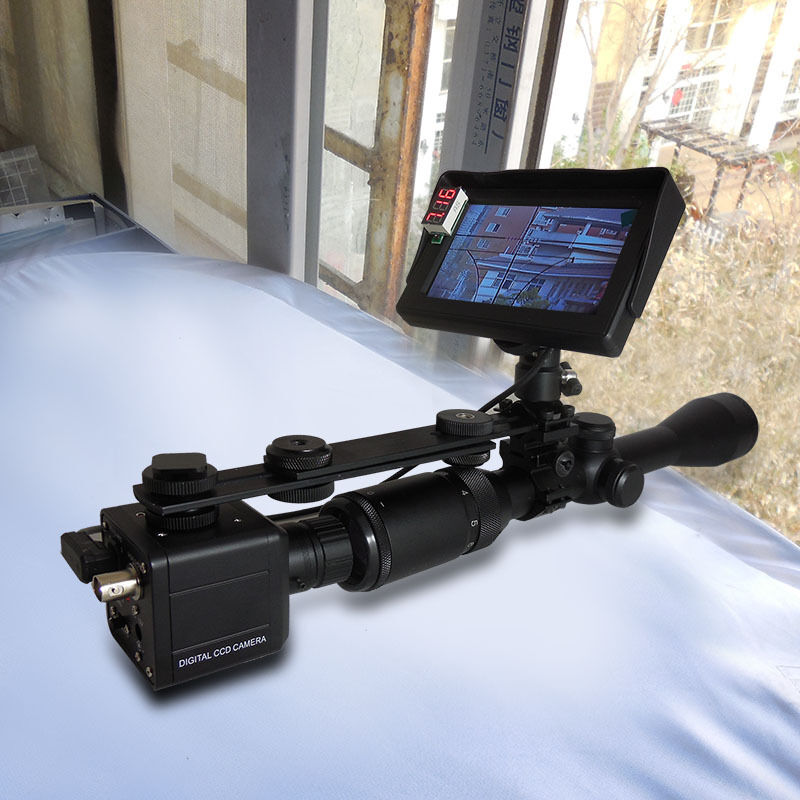Day and Night Dual Use Add On DIY Night Vision Scope with 3-9X40 Rifle Scope