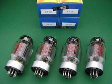 4 x KT88 JJ  ELECTRONIC factory matched quad -> tube amp / Röhrenverstärker