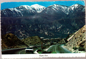 Vintage-Postcard-USA-Cajon-Pass-southern-California