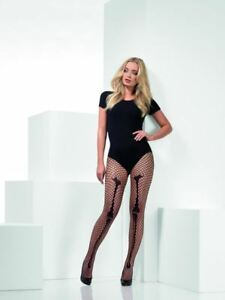 Squelette Os Net Collants, Halloween, Fièvre Hosiery, Taille Uk 6-18-afficher Le Titre D'origine