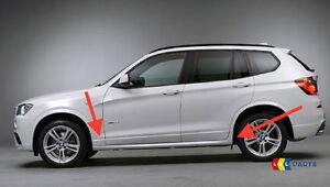 Nuevo-Original-BMW-X3-F25-M-paquete-Sport-Lado-Falda-Embellecedor-umbral-izquierda-derecha-N-S-O-S