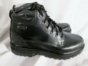 1e064af6813d Image is loading Mens-SKECHERS-4473-PILOT-UTILITY-Chukka-Leather-HIKING-