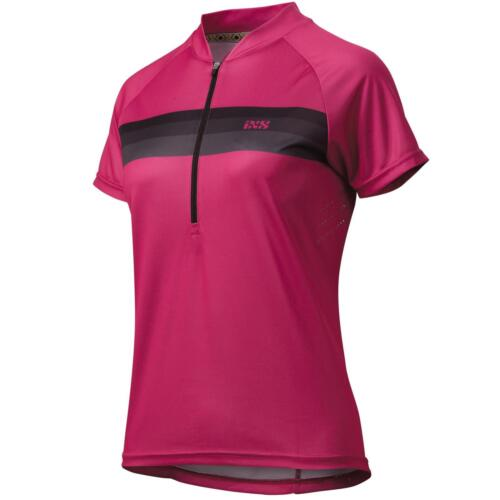 IXS Trail 6.1 Damen Jersey Fahrrad Trikot Shirt Downhill MTB All Mountain Bike