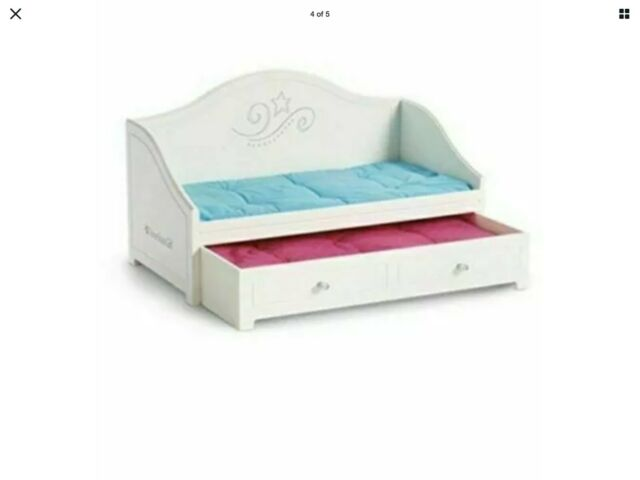 American Girl Trundle Bed And Bedding, Daybed With Trundle Bedding Sets