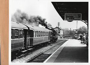 Nene-Valley-Railway-Wansford-26-6-86-Original-10-x8-photo