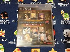 Dead or Alive 5 Ultimate BRAND NEW SEALED  (Sony PlayStation 3, 2013)