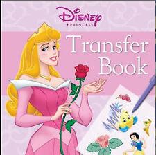 Disney Princess Transfer Activity Book - Ages 5+ - Sleeping Beauty, Snow White