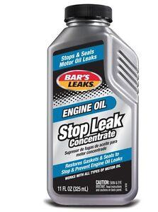 genial bar 39 s leak repare fuite huile moteur sans demontage jeep land range hdj ebay. Black Bedroom Furniture Sets. Home Design Ideas