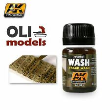 Weathering TRACK WASH  Enamel 35ml - AK Interactive 083