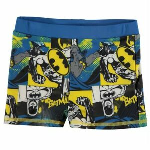 Batman-Enfants-Swim-Pantalon-Short-Garcons-Respirant-2-3-ans-B631-15