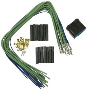 body wiring harness connector fits 1982 1988 pontiac. Black Bedroom Furniture Sets. Home Design Ideas