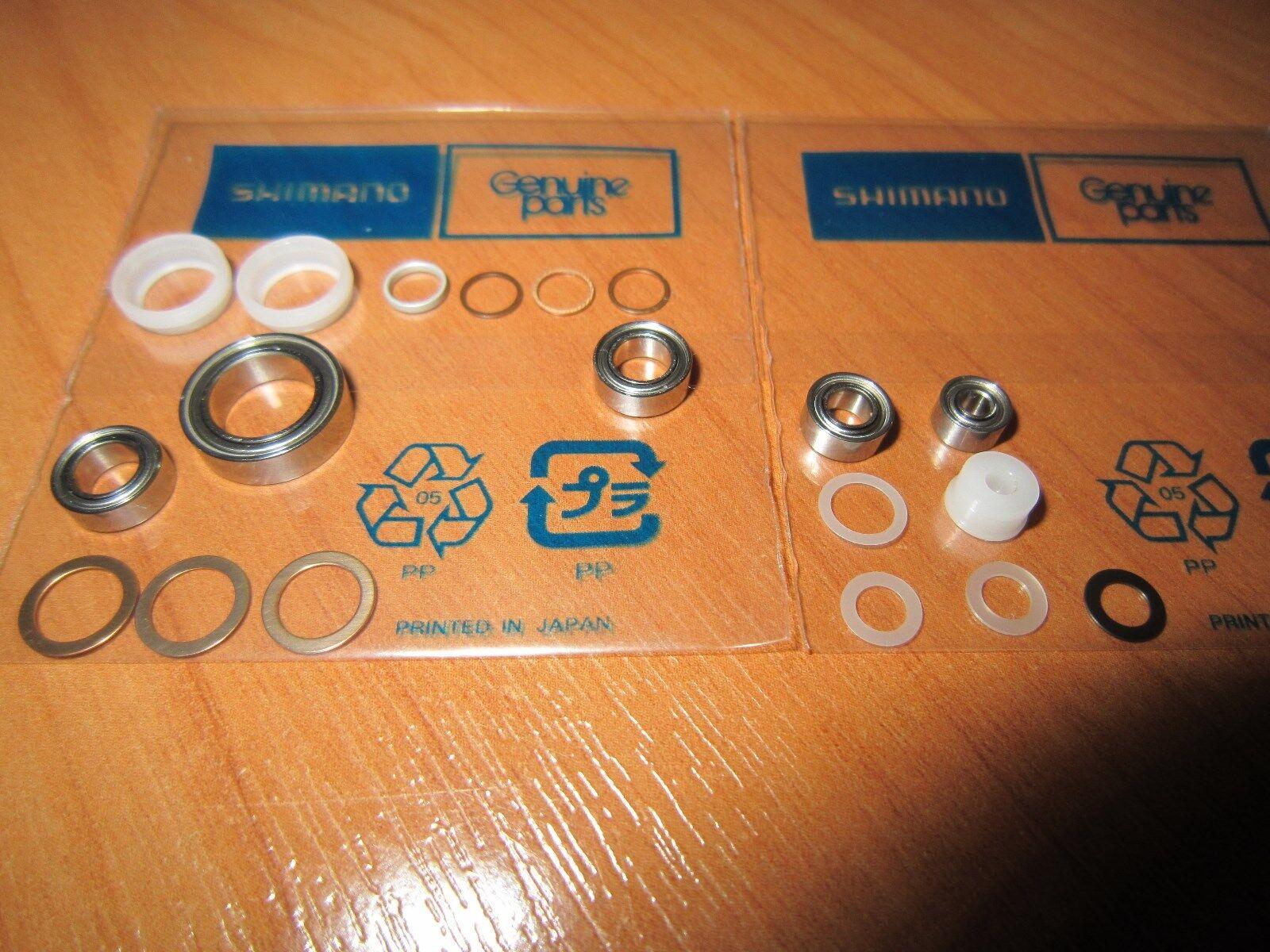 Shimano Complex BB 2500 F4 F6 Full Upgrade Ball Bearing 5bb Upgrade Full Kit 12 Complex BB cc0a1a