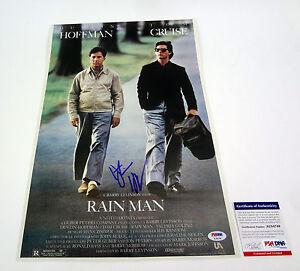 Dustin-Hoffman-Signed-Autograph-Rain-Man-Movie-Poster-PSA-DNA-COA
