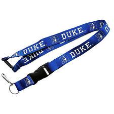 Duke Blue Devils Breakaway Lanyard: Key Ring, Ticket & Badge Holder