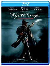 Wyatt Earp [Blu-ray](NEU & OVP) Kevin Costner, Dennis Quaid, Gene Hackman, Jeff