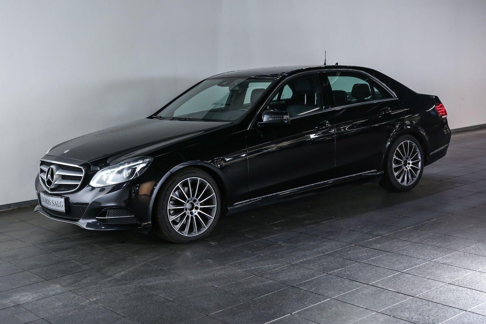 Mercedes-Benz E350 3,0 BlueTEC Avantgarde aut.