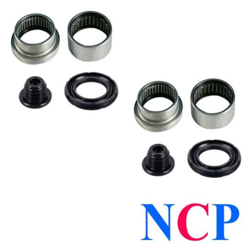 PEUGEOT 206 REAR AXLE TRAILING ARM BUSH BEARING REPAIR KIT 4 PCS 47MM  X 2